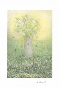 Spring Bouquet Greeting Card Set - H.E. Stewart